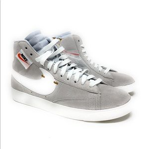 Nike Blazer Mid Rebel BQ4022-101 Women Shoes